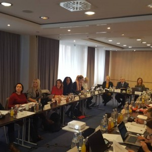 SEE 2020 Strategy Coordination Board Meeting – Vienna, 30th November 2017