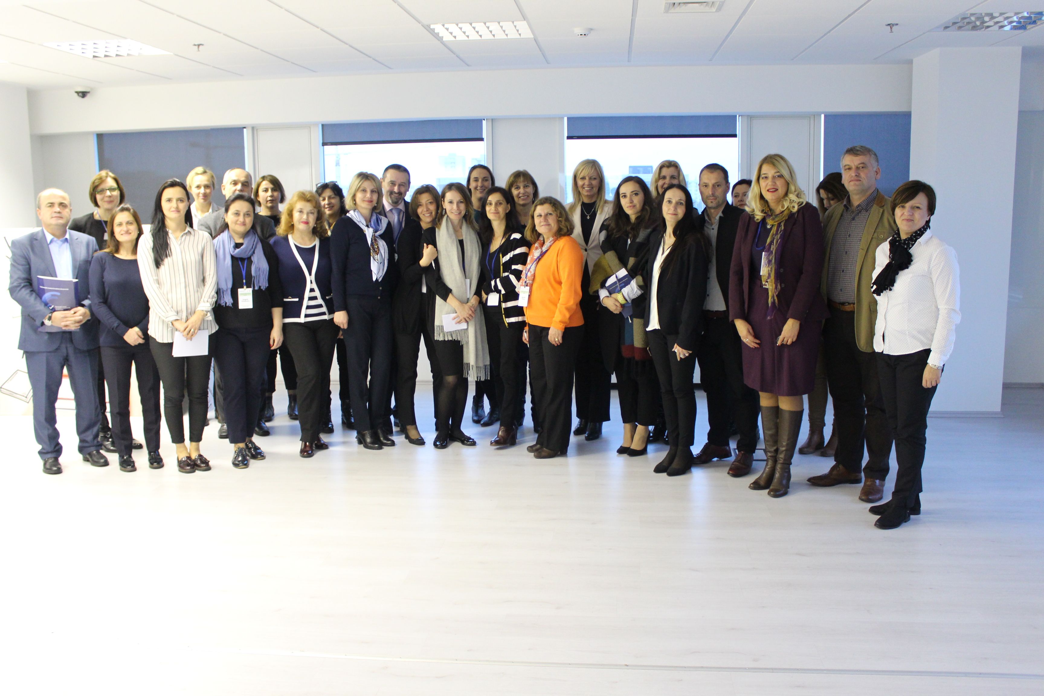 2nd Meeting Of Regional Experts In Quality Assurance In General Education, 8th November 2017, Zagreb