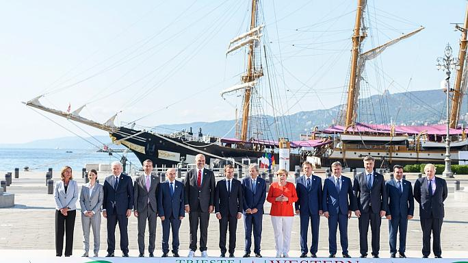 Western Balkans Summit 2017: Delivering For The Region, Trieste, 12th July 2017