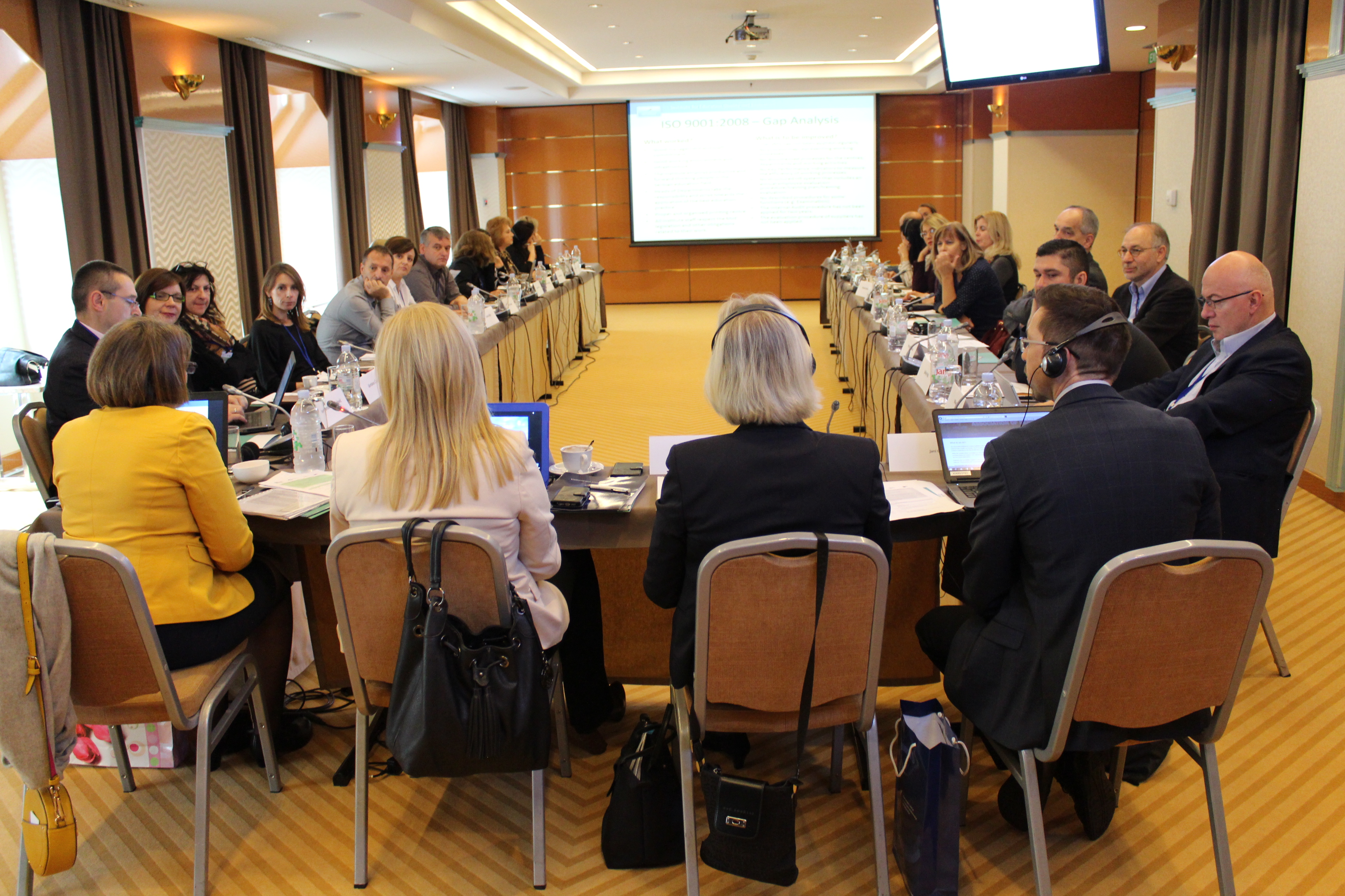 1st Regional Meeting Of Experts In Quality Assurance In General Education, 25th May 2017, Belgrade