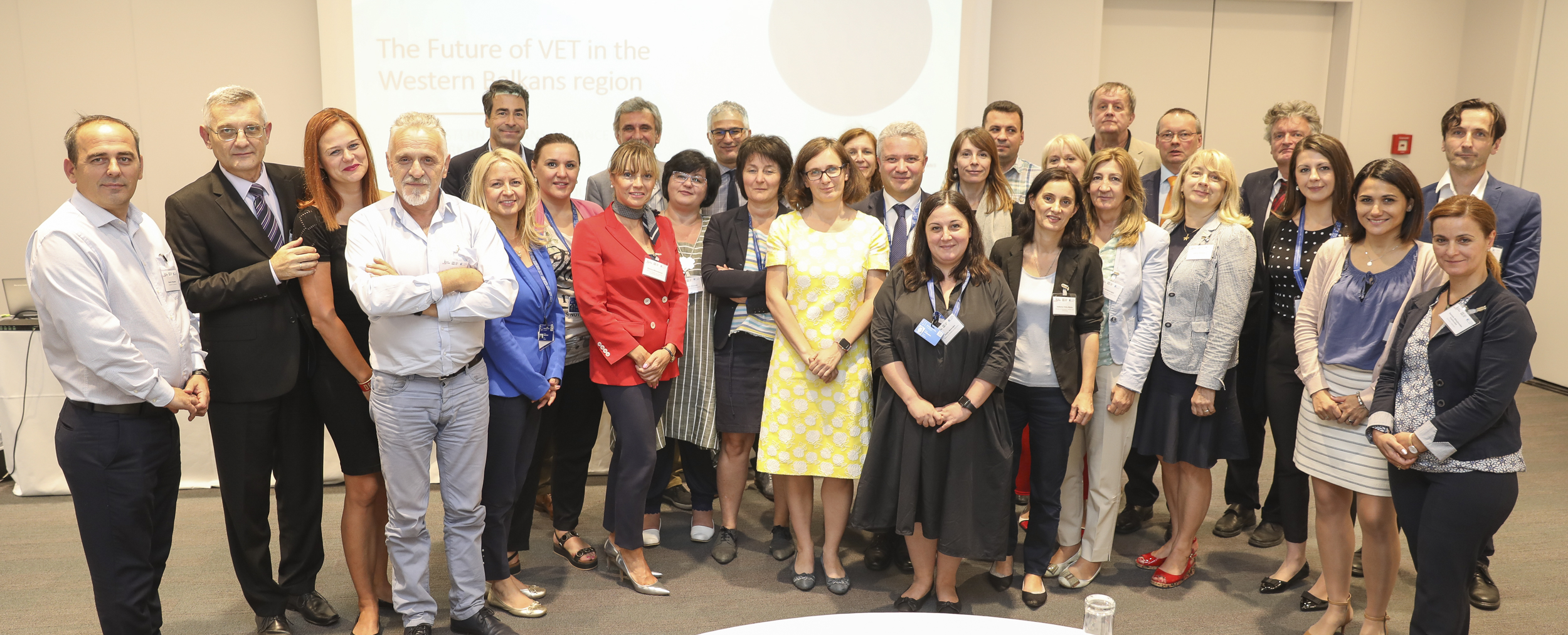 5th Meeting Of The Western Balkans Alliance For Work-Based Learning, Vienna, 10th And 11th July 2018