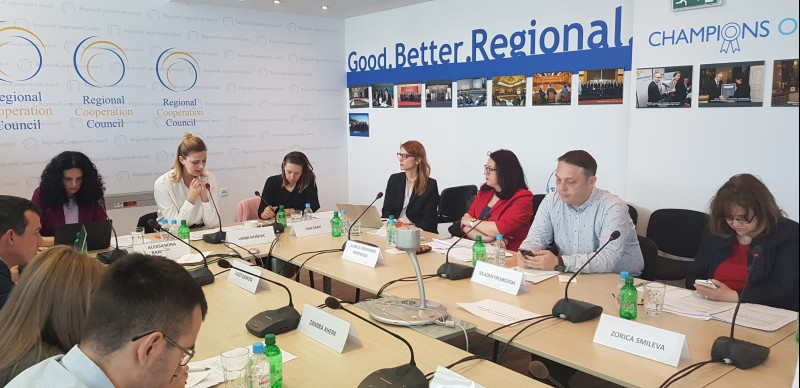 7th Meeting Of The Joint Working Group On Mutual Recognition Of Professional Qualifications (JWG On MRPQ), Sarajevo 7th May 2018