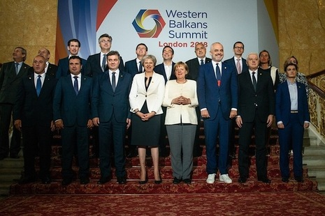 Western Balkans Summit, London, 10th July 2018