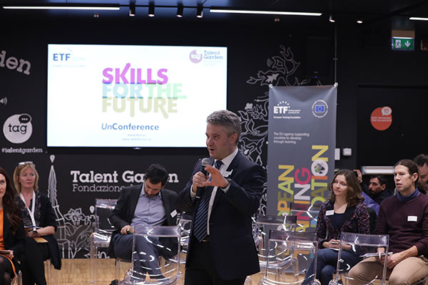 Skills For The Future: Managing Transition, 21st-22nd November 2018, Turin
