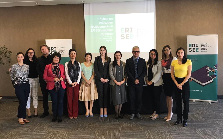ERI SEE Governing Board Held On 22nd October 2019, Belgrade