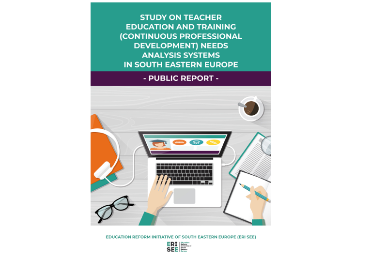 Publication Of The Study On The Teacher Education And Training Needs Analysis Systems In SEE